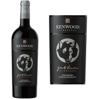 Kenwood Jack London Vineyard Sonoma Zinfandel 2012 Rated 93W&S