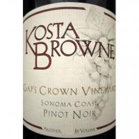Kosta Browne Gap's Crown Sonoma Coast Pinot Noir 2014 Rated 94+WA