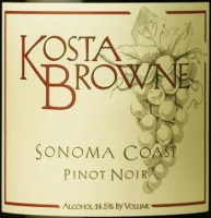 Kosta Browne Sonoma Coast Pinot Noir 2015