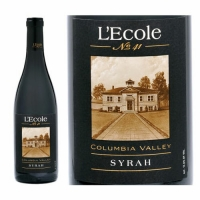 L'Ecole No. 41 Columbia Valley Syrah Washington 2014