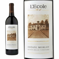 L'Ecole No. 41 Seven Hills Vineyard Walla Walla Merlot Washington 2011