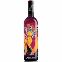 La Catrina Day of the Dead The Bridesmaids California Moscato NV