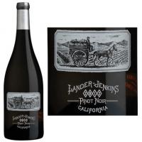 Lander-Jenkins California Pinot Noir 2012