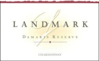 Landmark Damaris Reserve Chardonnay 2010