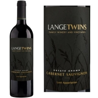 LangeTwins Estate Lodi Cabernet 2017