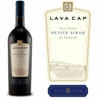 Lava Cap Granite Hill Reserve Petite Sirah 2013 Rated 90WE CELLAR SELECTION