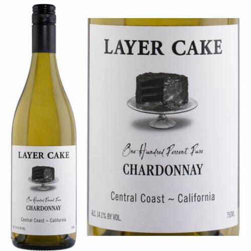 Layer Cake Central Coast Chardonnay 2018