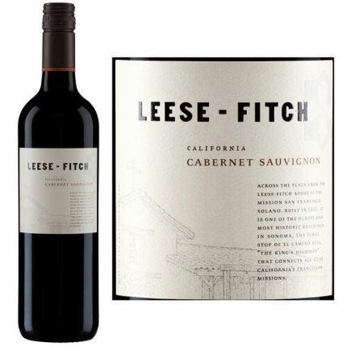 Leese-Fitch California Cabernet 2019