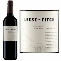 Leese-Fitch California Cabernet 2015