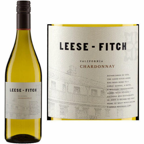 Leese-Fitch California Chardonnay 2019
