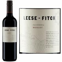 Leese-Fitch California Merlot 2015