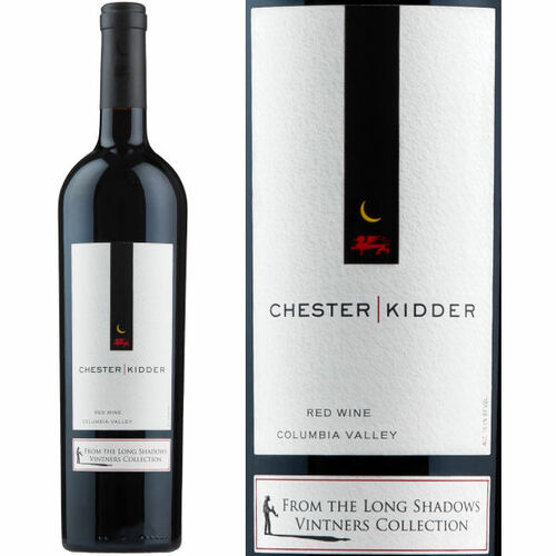 Long Shadows Chester-Kidder Columbia Red Wine 2016 Rated 94JD