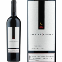Long Shadows Chester-Kidder Columbia Red Wine 2014