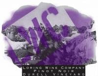 Loring Durell Vineyard Pinot Noir 2006 Rated 94PR