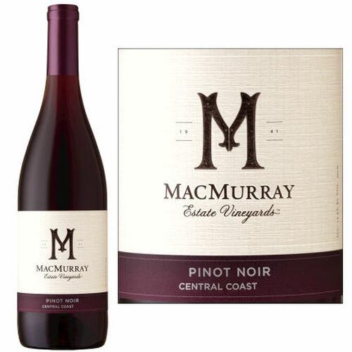 MacMurray Ranch Central Coast Pinot Noir 2018