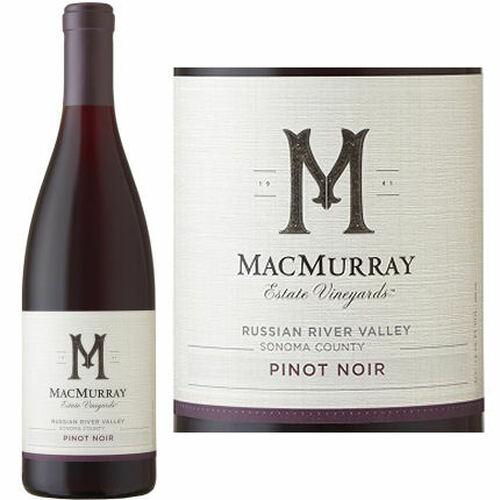 MacMurray Ranch Russian River Pinot Noir 2017