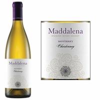 Maddalena Vineyard Monterey Chardonnay 2017