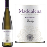 Maddalena Vineyard Monterey Riesling 2014