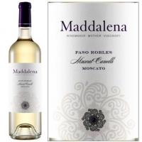 Maddalena Vineyard Paso Robles Muscat Canelli 2014