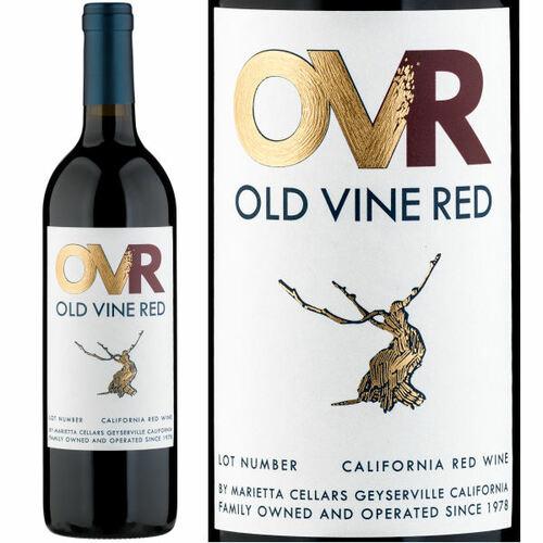 Marietta Cellars California Old Vine Red Lot 70 NV