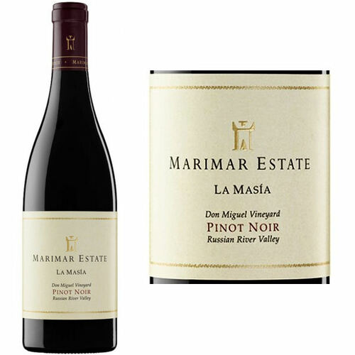 Marimar Estate Don Miguel La Masia Pinot Noir 2014