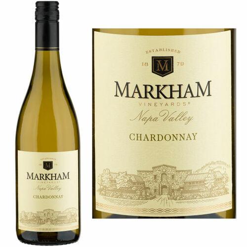Markham Napa Chardonnay 2018