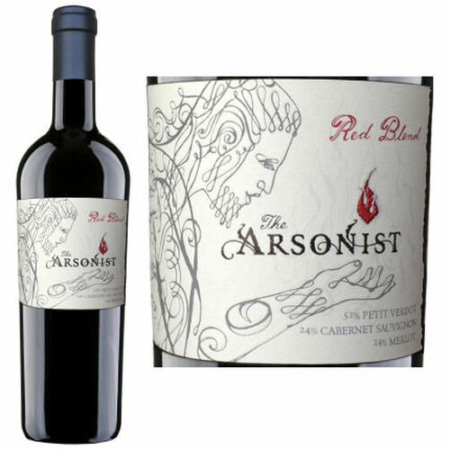 Matchbook The Arsonist California Red Blend 2018 Rated 93TP