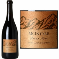 McIntyre Santa Lucia Highlands Pinot Noir 2017 Rated 93WE EDITORS CHOICE
