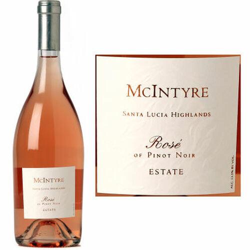 McIntyre Santa Lucia Highlands Rose of Pinot Noir 2018