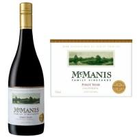 McManis California Pinot Noir 2015