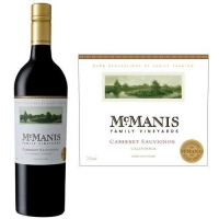 McManis Family California Cabernet 2015