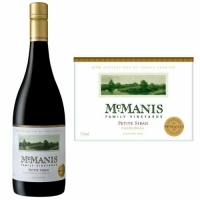 McManis Family California Petite Sirah 2015