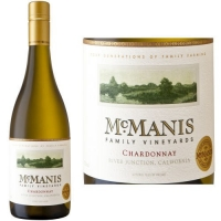 McManis Family River Junction Chardonnay 2011