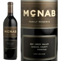 McNab Ridge Family Reserve Dry Creek Primitivo 2012