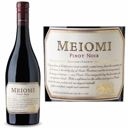 Meiomi California Pinot Noir 2019