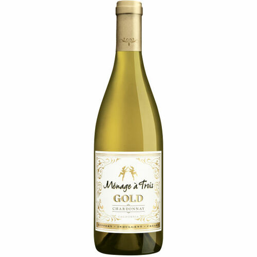 Menage a Trois California Gold Chardonnay 2018