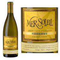Mer Soleil Reserve Santa Lucia Highlands Chardonnay 2014