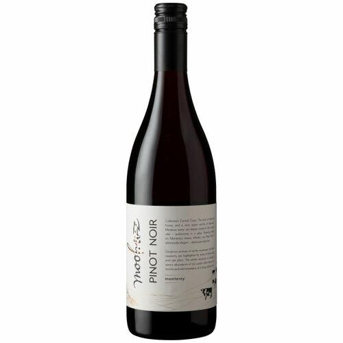 Moobuzz Monterey Pinot Noir 2016
