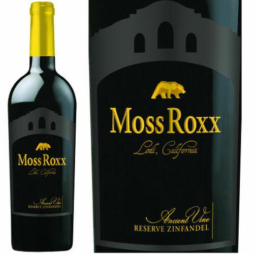 Moss Roxx Lodi Ancient Vines Zinfandel 2017