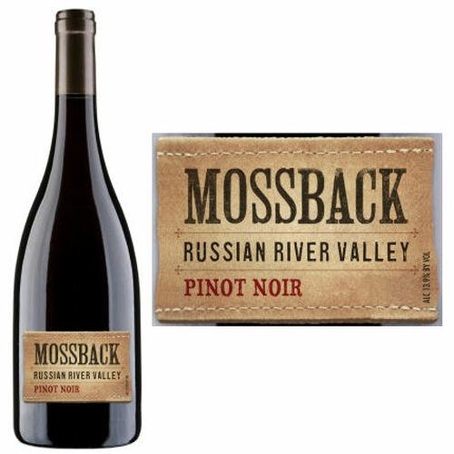 Mossback Russian River Pinot Noir 2019