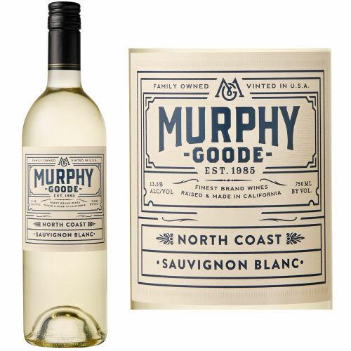 Murphy Goode North Coast The Fume Sauvignon Blanc 2019
