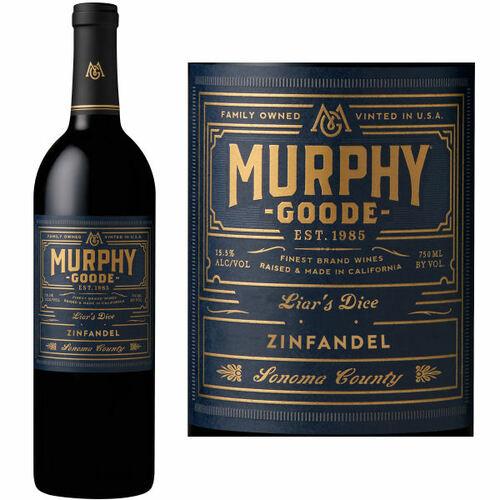 Murphy Goode Liar's Dice Sonoma Zinfandel 2015