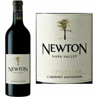 Newton Napa Unfiltered Cabernet 2014 Rated 93WA