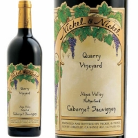 Nickel & Nickel Quarry Vineyard Rutherford Cabernet 2013