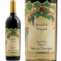 Nickel & Nickel Quicksilver Vineyard Rutherford Cabernet 2014