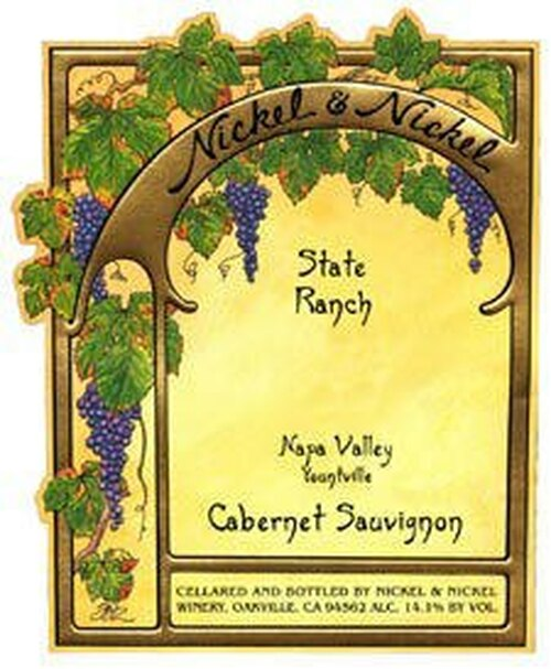 Nickel & Nickel State Ranch Yountville Cabernet 2017