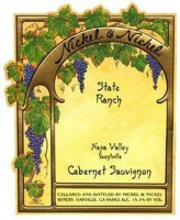 Nickel & Nickel Yountville State Ranch Cabernet 2013 Rated 94WE EDITORS CHOICE