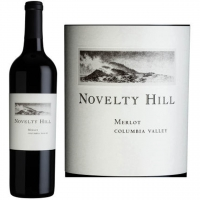 Novelty Hill Columbia Valley Merlot 2013 Rated 91WS
