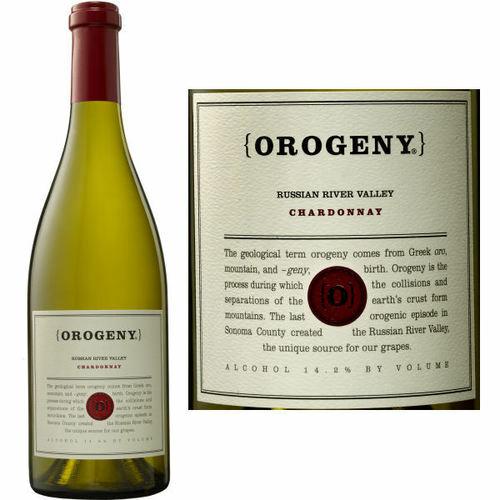 Orogeny Vineyards Russian River Chardonnay 2016