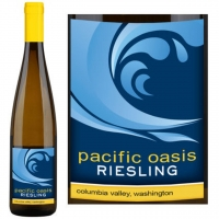Pacific Oasis Columbia Valley Riesling Washington 2013 Rated 94